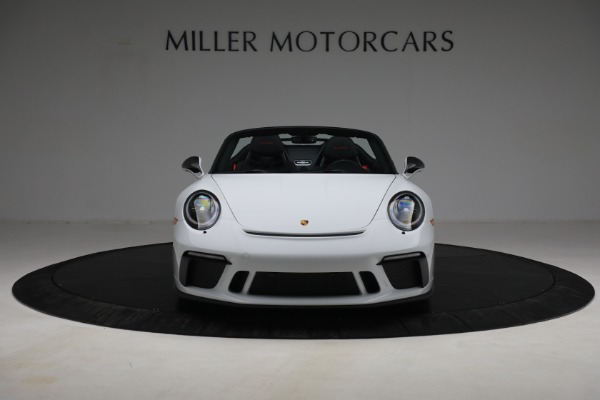 Used 2019 Porsche 911 Speedster for sale $395,900 at Maserati of Greenwich in Greenwich CT 06830 12
