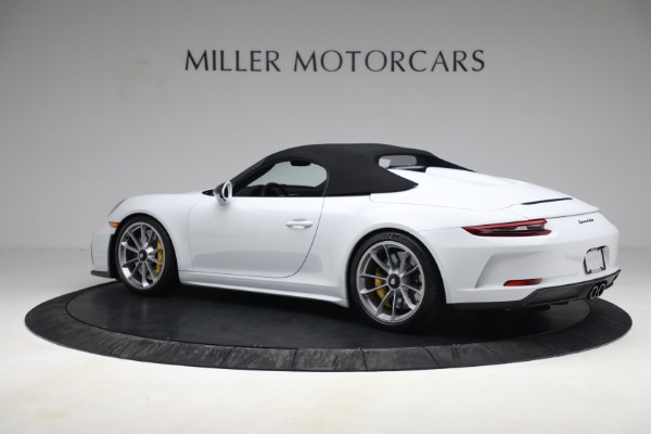 Used 2019 Porsche 911 Speedster for sale $395,900 at Maserati of Greenwich in Greenwich CT 06830 15