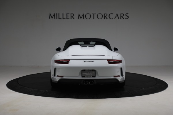 Used 2019 Porsche 911 Speedster for sale $395,900 at Maserati of Greenwich in Greenwich CT 06830 16