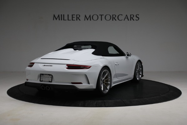 Used 2019 Porsche 911 Speedster for sale $395,900 at Maserati of Greenwich in Greenwich CT 06830 17