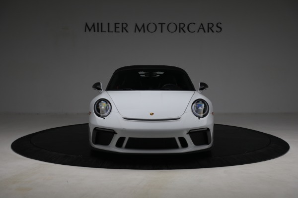 Used 2019 Porsche 911 Speedster for sale $395,900 at Maserati of Greenwich in Greenwich CT 06830 19