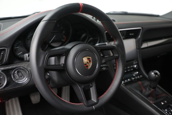 Used 2019 Porsche 911 Speedster for sale $395,900 at Maserati of Greenwich in Greenwich CT 06830 24