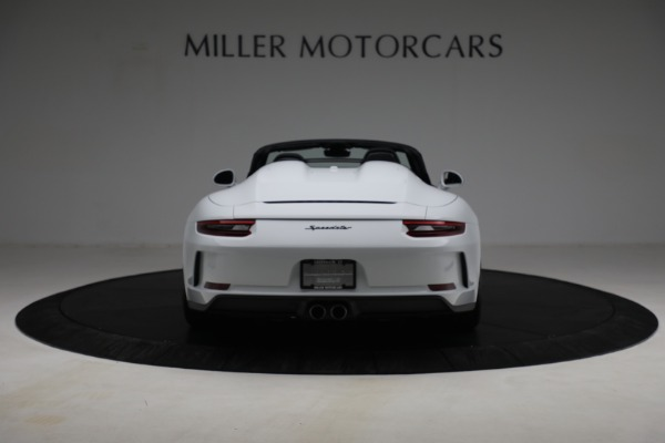 Used 2019 Porsche 911 Speedster for sale $395,900 at Maserati of Greenwich in Greenwich CT 06830 6