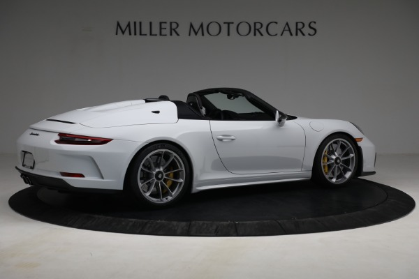 Used 2019 Porsche 911 Speedster for sale $395,900 at Maserati of Greenwich in Greenwich CT 06830 8