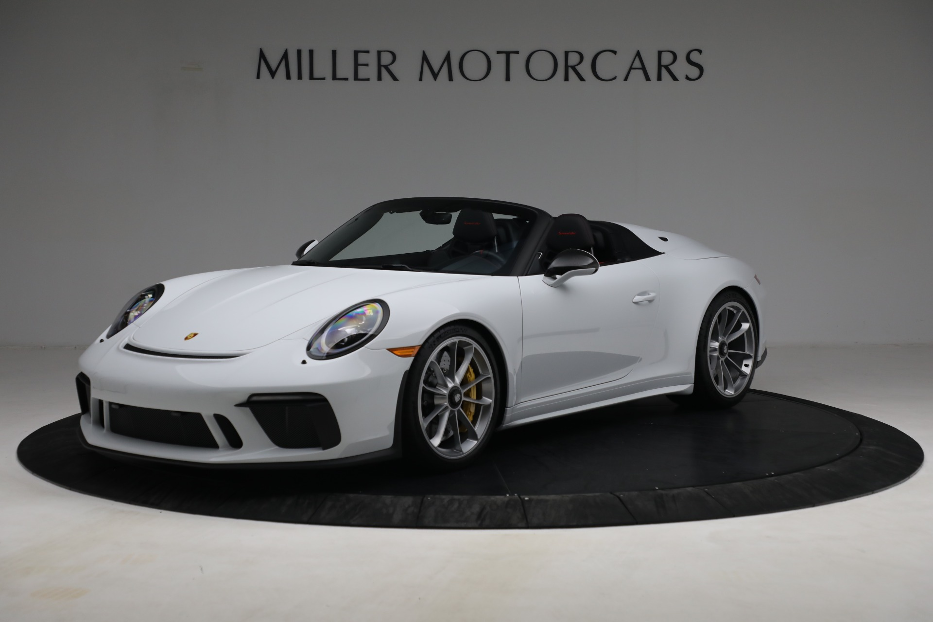 Used 2019 Porsche 911 Speedster for sale $395,900 at Maserati of Greenwich in Greenwich CT 06830 1