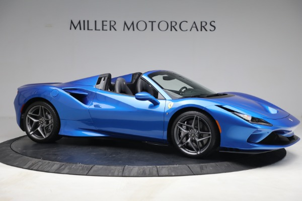 Used 2021 Ferrari F8 Spider for sale $499,900 at Maserati of Greenwich in Greenwich CT 06830 10