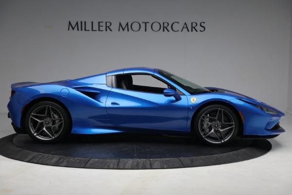Used 2021 Ferrari F8 Spider for sale $499,900 at Maserati of Greenwich in Greenwich CT 06830 18