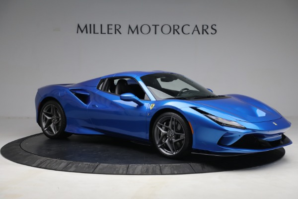 Used 2021 Ferrari F8 Spider for sale $499,900 at Maserati of Greenwich in Greenwich CT 06830 19