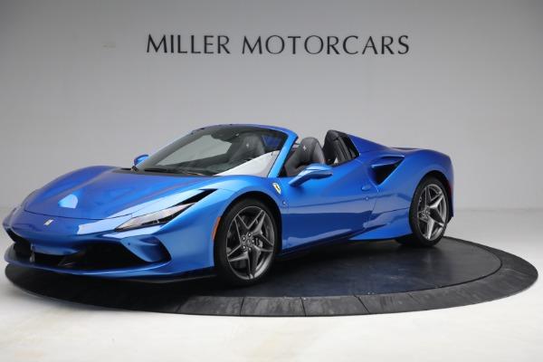 Used 2021 Ferrari F8 Spider for sale $499,900 at Maserati of Greenwich in Greenwich CT 06830 2