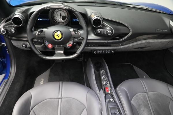 Used 2021 Ferrari F8 Spider for sale $499,900 at Maserati of Greenwich in Greenwich CT 06830 25