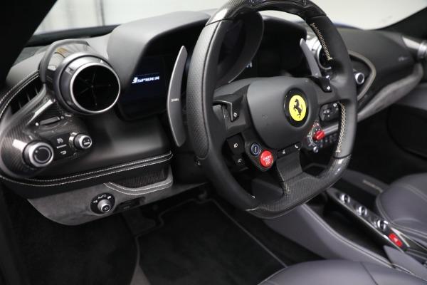 Used 2021 Ferrari F8 Spider for sale $499,900 at Maserati of Greenwich in Greenwich CT 06830 26