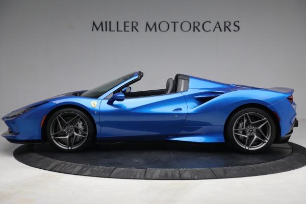 Used 2021 Ferrari F8 Spider for sale $499,900 at Maserati of Greenwich in Greenwich CT 06830 3