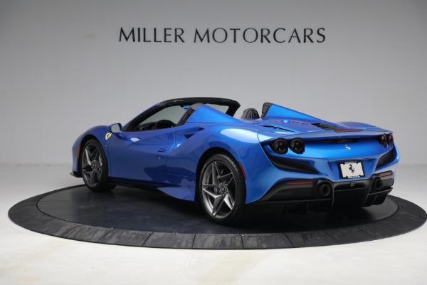 Used 2021 Ferrari F8 Spider for sale $499,900 at Maserati of Greenwich in Greenwich CT 06830 5