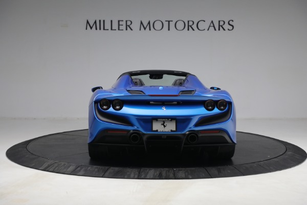 Used 2021 Ferrari F8 Spider for sale $499,900 at Maserati of Greenwich in Greenwich CT 06830 6