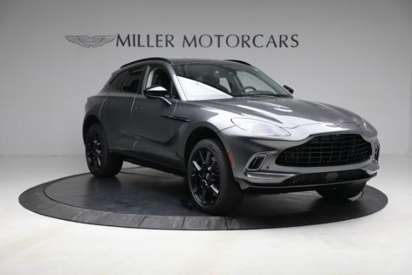 New 2021 Aston Martin DBX for sale $202,286 at Maserati of Greenwich in Greenwich CT 06830 12