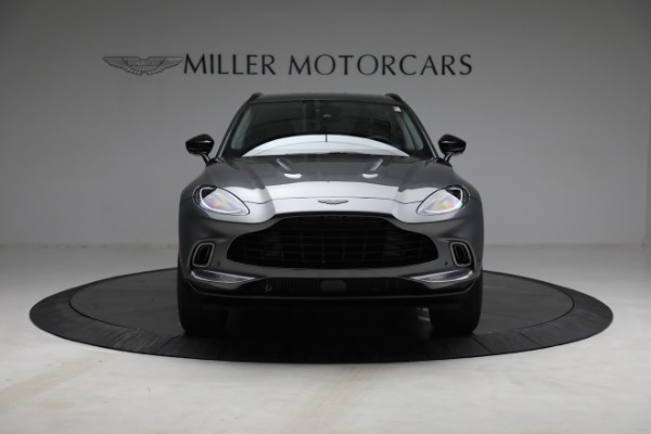 New 2021 Aston Martin DBX for sale $202,286 at Maserati of Greenwich in Greenwich CT 06830 13