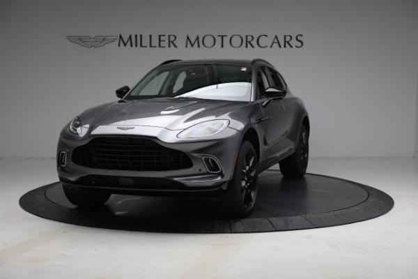 New 2021 Aston Martin DBX for sale $202,286 at Maserati of Greenwich in Greenwich CT 06830 14