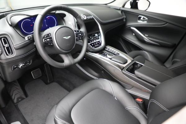 New 2021 Aston Martin DBX for sale $202,286 at Maserati of Greenwich in Greenwich CT 06830 15
