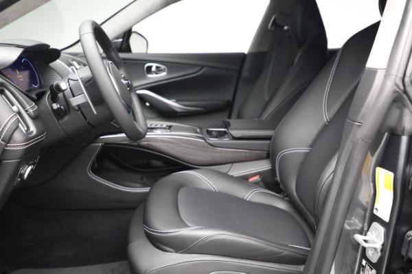 New 2021 Aston Martin DBX for sale $202,286 at Maserati of Greenwich in Greenwich CT 06830 16