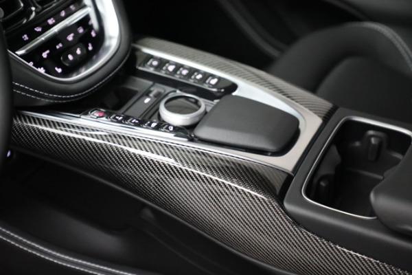 New 2021 Aston Martin DBX for sale $202,286 at Maserati of Greenwich in Greenwich CT 06830 18