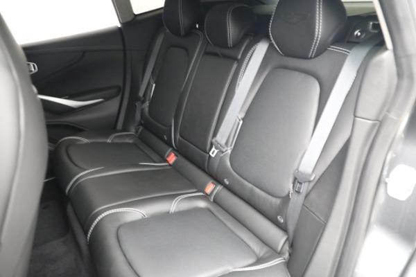 New 2021 Aston Martin DBX for sale $202,286 at Maserati of Greenwich in Greenwich CT 06830 21