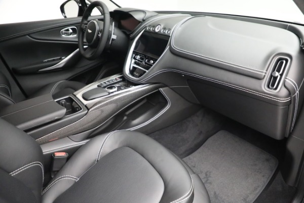 New 2021 Aston Martin DBX for sale $202,286 at Maserati of Greenwich in Greenwich CT 06830 22