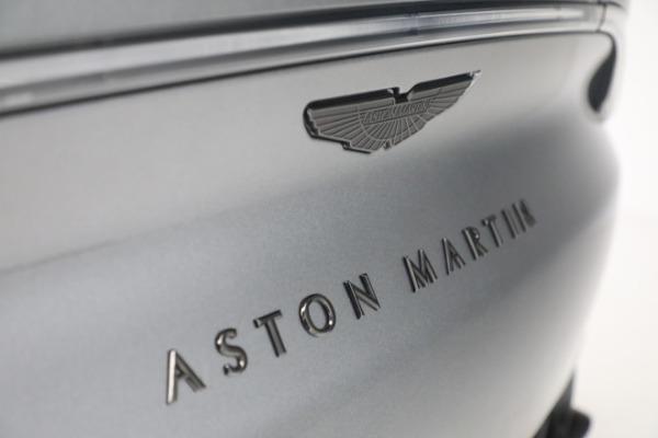 New 2021 Aston Martin DBX for sale $202,286 at Maserati of Greenwich in Greenwich CT 06830 25
