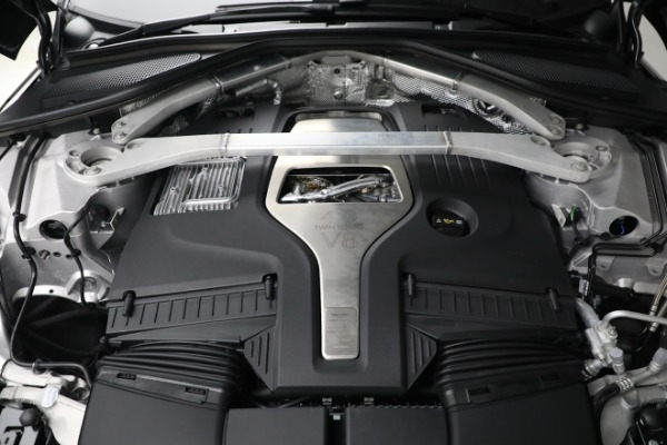 New 2021 Aston Martin DBX for sale $202,286 at Maserati of Greenwich in Greenwich CT 06830 27