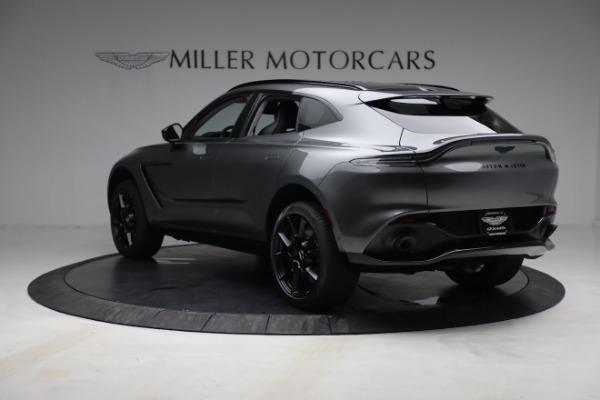 New 2021 Aston Martin DBX for sale $202,286 at Maserati of Greenwich in Greenwich CT 06830 6