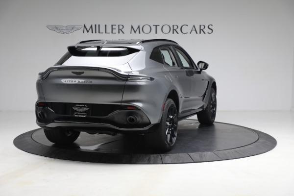 New 2021 Aston Martin DBX for sale $202,286 at Maserati of Greenwich in Greenwich CT 06830 8