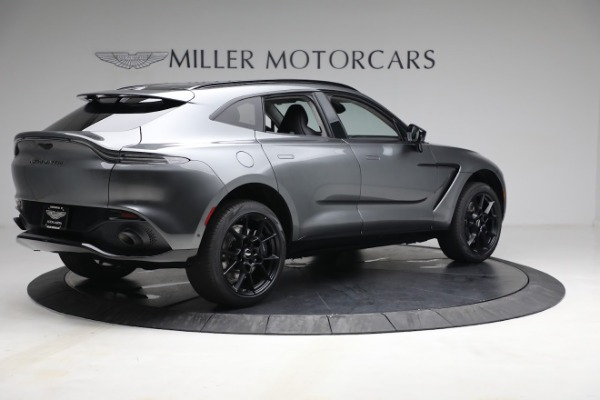 New 2021 Aston Martin DBX for sale $202,286 at Maserati of Greenwich in Greenwich CT 06830 9
