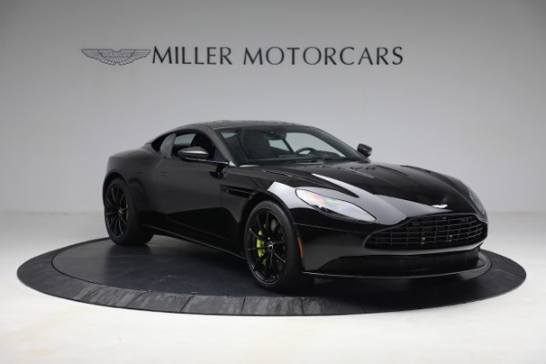 Used 2019 Aston Martin DB11 AMR for sale Call for price at Maserati of Greenwich in Greenwich CT 06830 10