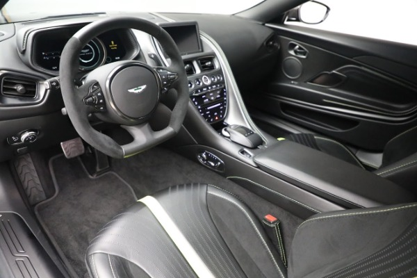 Used 2019 Aston Martin DB11 AMR for sale Call for price at Maserati of Greenwich in Greenwich CT 06830 13