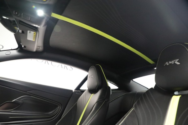 Used 2019 Aston Martin DB11 AMR for sale Call for price at Maserati of Greenwich in Greenwich CT 06830 18