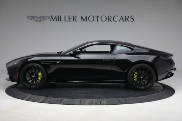 Used 2019 Aston Martin DB11 AMR for sale Call for price at Maserati of Greenwich in Greenwich CT 06830 2