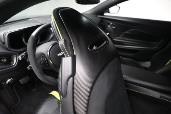 Used 2019 Aston Martin DB11 AMR for sale Call for price at Maserati of Greenwich in Greenwich CT 06830 23
