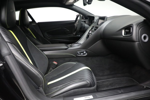 Used 2019 Aston Martin DB11 AMR for sale Call for price at Maserati of Greenwich in Greenwich CT 06830 26