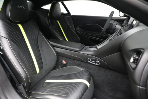 Used 2019 Aston Martin DB11 AMR for sale Call for price at Maserati of Greenwich in Greenwich CT 06830 27