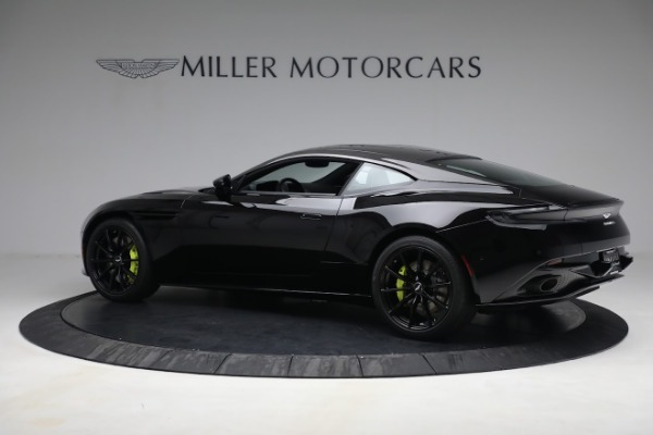 Used 2019 Aston Martin DB11 AMR for sale Call for price at Maserati of Greenwich in Greenwich CT 06830 3