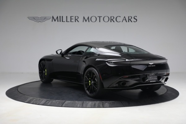 Used 2019 Aston Martin DB11 AMR for sale Call for price at Maserati of Greenwich in Greenwich CT 06830 4