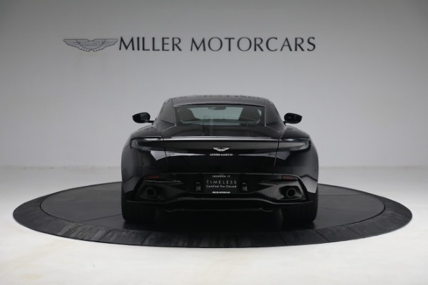 Used 2019 Aston Martin DB11 AMR for sale Call for price at Maserati of Greenwich in Greenwich CT 06830 5
