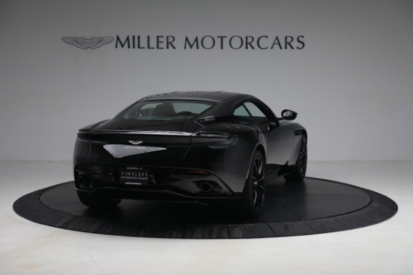 Used 2019 Aston Martin DB11 AMR for sale Call for price at Maserati of Greenwich in Greenwich CT 06830 6
