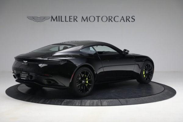 Used 2019 Aston Martin DB11 AMR for sale Call for price at Maserati of Greenwich in Greenwich CT 06830 7