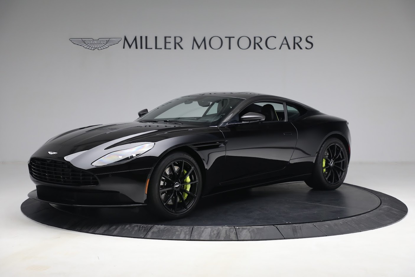 Used 2019 Aston Martin DB11 AMR for sale Call for price at Maserati of Greenwich in Greenwich CT 06830 1