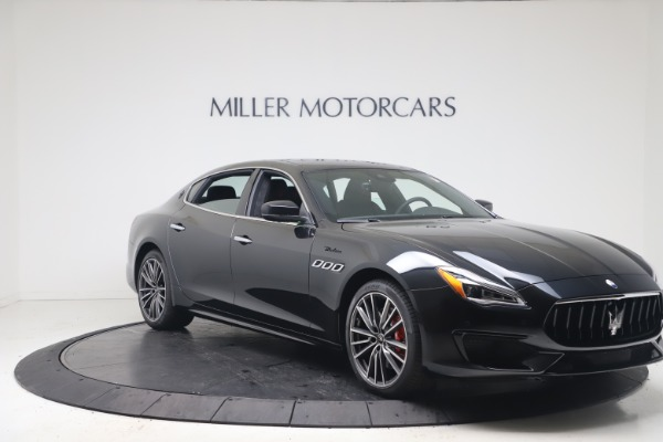New 2022 Maserati Quattroporte Modena Q4 for sale $128,775 at Maserati of Greenwich in Greenwich CT 06830 10