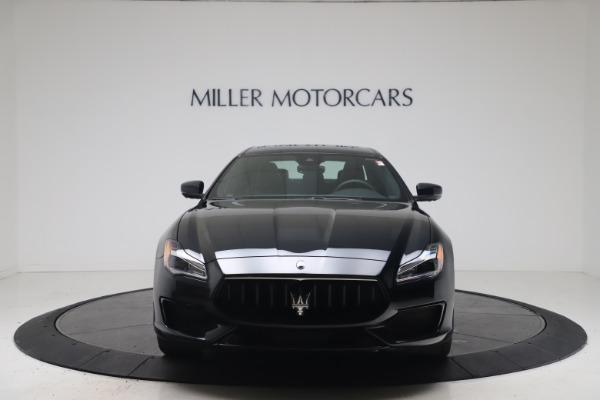 New 2022 Maserati Quattroporte Modena Q4 for sale $128,775 at Maserati of Greenwich in Greenwich CT 06830 11