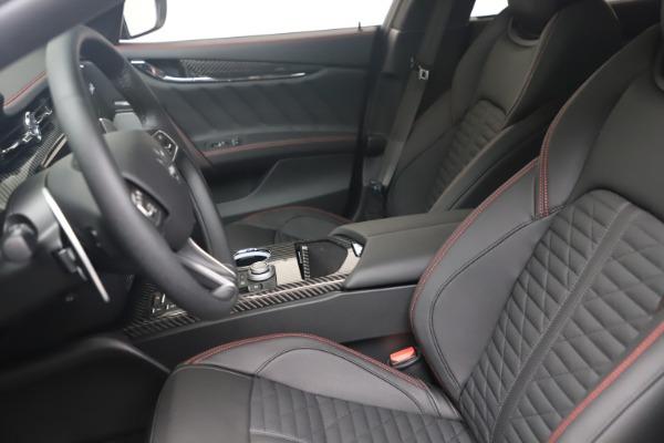 New 2022 Maserati Quattroporte Modena Q4 for sale $128,775 at Maserati of Greenwich in Greenwich CT 06830 13