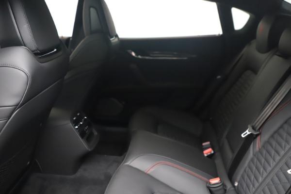 New 2022 Maserati Quattroporte Modena Q4 for sale $128,775 at Maserati of Greenwich in Greenwich CT 06830 16