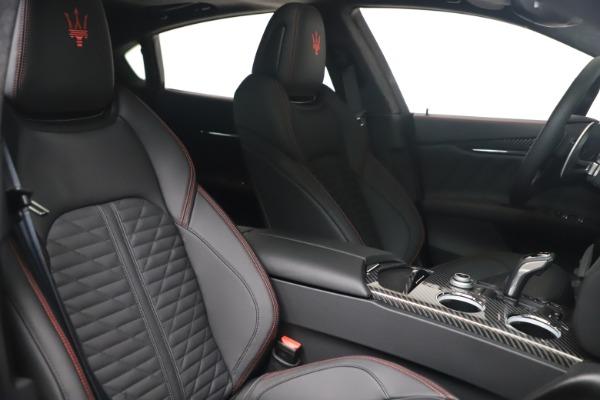 New 2022 Maserati Quattroporte Modena Q4 for sale $128,775 at Maserati of Greenwich in Greenwich CT 06830 19