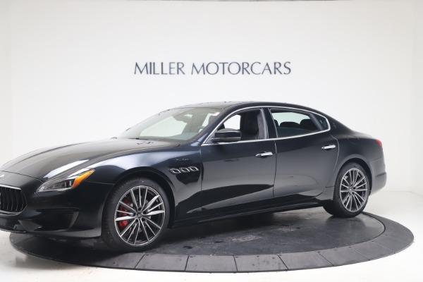 New 2022 Maserati Quattroporte Modena Q4 for sale $128,775 at Maserati of Greenwich in Greenwich CT 06830 2